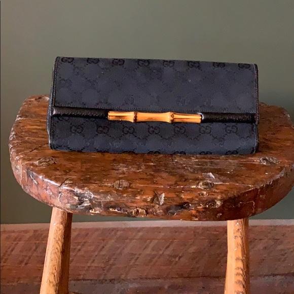 Gucci Handbags - Gucci wallet, very rare